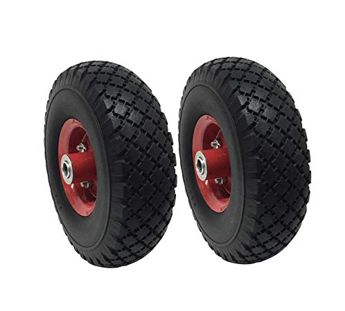 2-New10-Flat-Free-Tires-Wheels-with-58-Center-Hand-Truck-All-Purpose-Utility-Tire-on-Wheel-0-0