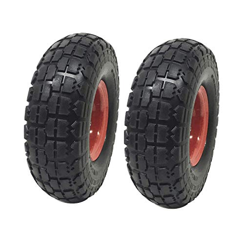 2-New10-Flat-Free-Tires-Wheels-with-58-Center-Hand-Truck-All-Purpose-Utility-Tire-on-Wheel-0-2