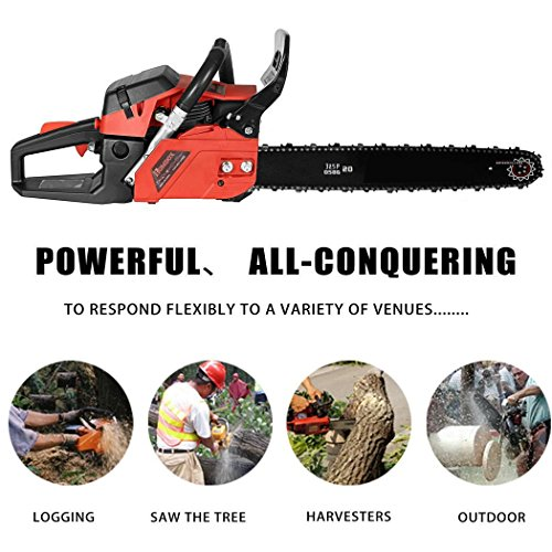 20-58CC-Chainsaw-2-cycle-35HP-Powerful-Gas-Chainsaw-with-2-Chains-0-2