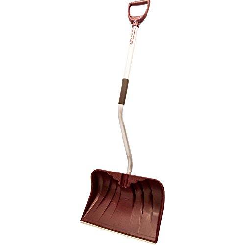 20-Ergonomic-Plastic-Aluminum-Poly-Combo-Blade-Snow-Shovel-0
