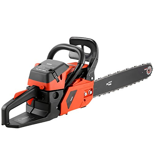 20-Inch-585962-CC-34HP-2-Cycle-Gas-Powered-Chain-SawGas-Chainsaw-with-Bar-Cover-Tool-Kit-Fuel-Mixing-Bottle-and-Black-Carrying-Bag-0