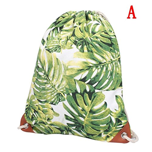 2018-New-Paymenow-Women-Gym-Sack-Drawstring-Backpack-Bag-Fashion-Canvas-Cinch-Sack-Sackpack-for-Shopping-Sport-Yoga-0