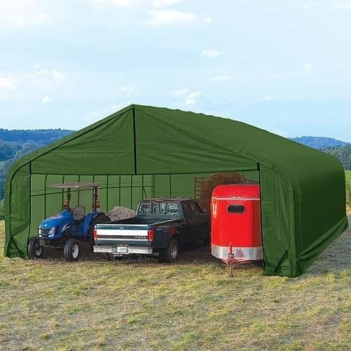 22x20x11-Peak-Style-Shelter-Green-Cover-0