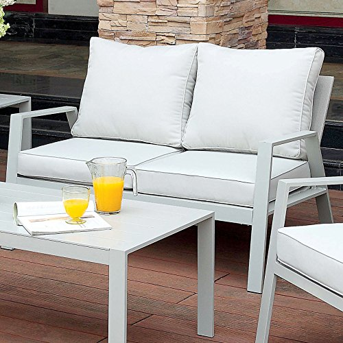 247SHOPATHOME-IDF-OC1765-LV-Bartow-Outdoor-Loveseat-Grey-0-0