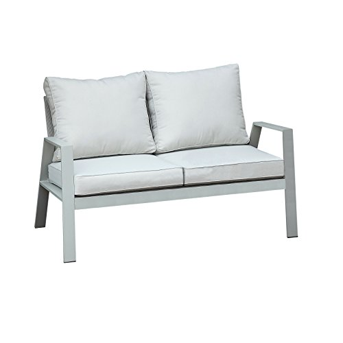 247SHOPATHOME-IDF-OC1765-LV-Bartow-Outdoor-Loveseat-Grey-0