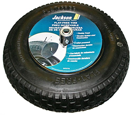 3-Pack-Jackson-FFTKBCC-16-Flat-Free-Knobby-Wheelbarrow-Tire-for-58-Axle-0