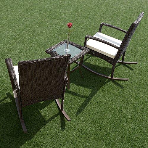 3-Pcs-Rattan-Wicker-Patio-Coffee-Table-Furniture-Set-Rocking-Chair-Cushioned-0-1