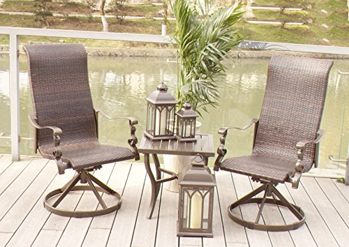 3-pc-Cast-Aluminum-Swivel-Rocking-Wicker-Bistro-Set-0
