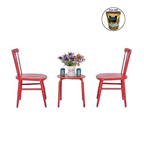 3-pcs-Bistro-Steel-Table-and-Chair-Red-0
