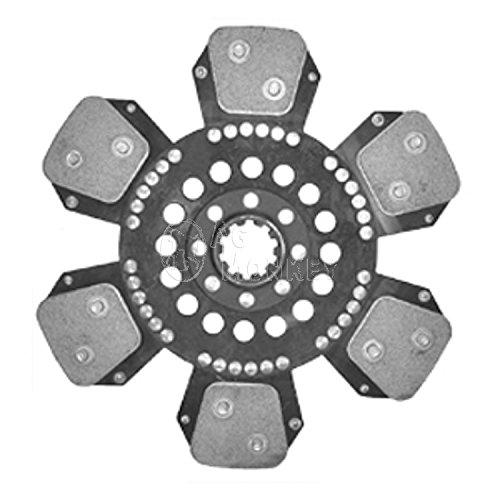 335-0332-10-Clutch-6-Pad-Disc-Ford-New-Holland-TB110-TB80-TB85-TB90-TB100-TB120-0