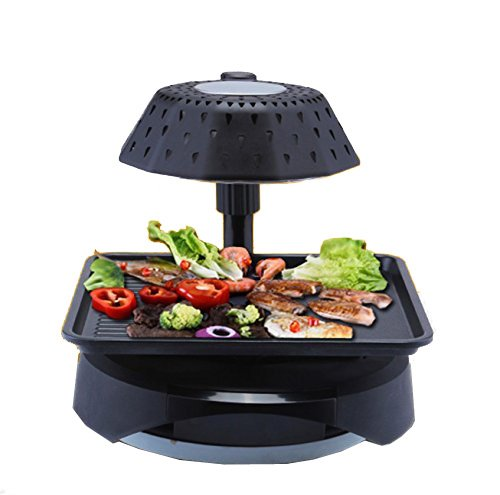 3D-smokeless-electric-grill-infrared-heat-grill-for-home-BBQ-Indoor-Non-stick-Pan-0-1