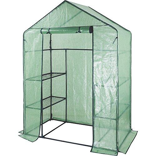 4-Shelf-Mini-Walk-In-Greenhouse–56inW-x-28inD-x-77inH-0