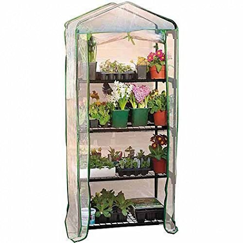 4-Tier-Mini-Greenhouse-Portable-Deck-Patio-Greenhouse-with-Shelves-by-Four-Tier-0