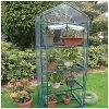 4-tier-Greenhouse-with-Cover-0