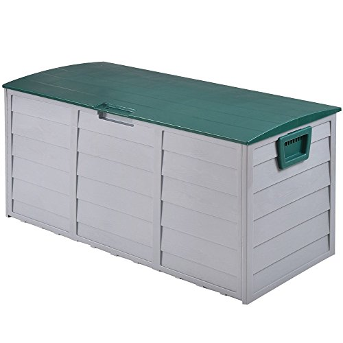 44-Deck-Storage-Box-Outdoor-Patio-Garage-Shed-Tool-Bench-Container-70-Gallon-0-7