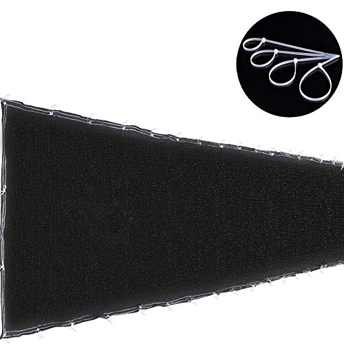 4×50-Black-Fence-Screen-90-Privacy-Fencing-Mesh-0-0