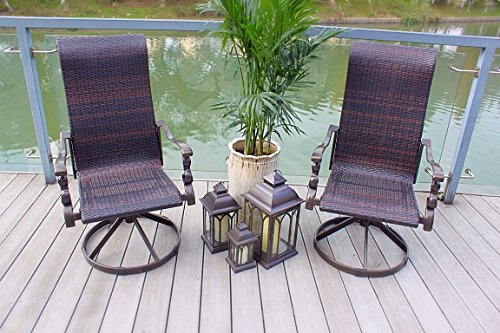 5pc-Cast-Aluminum-Swivel-Rocking-Wicker-Patio-Furniture-Dining-Set-with-Slat-Top-Table-Bronze-0-1