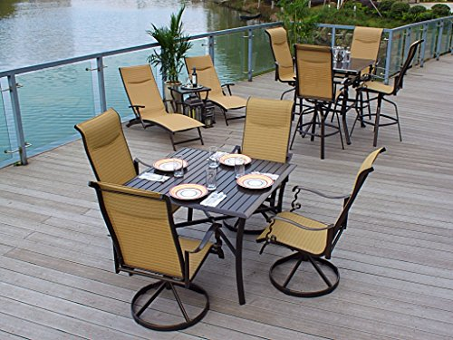 5pc-Outdoor-Sling-Swivel-Rocking-Patio-Dining-Set-with-Umbrella-Seats-4-0-1