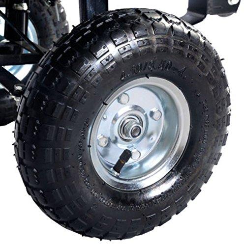 650LB-Green-Garden-Cart-Dump-Wagon-Trailer-Lawn-Wheels-Rolling-Storage-Wagon-Carrier-Barrow-Air-Tires-Heavy-Duty-0-2