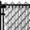 6ft-Gray-Tube-Slats-for-Chain-Link-Fence-0