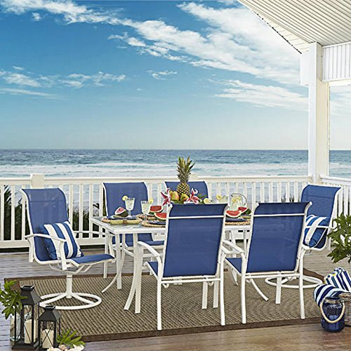 7-Piece-Dining-Set-Perfect-for-Any-Outdoor-Dining-Set-Needs-This-Is-One-of-Many-Dining-Table-Sets-on-Sale-Patio-Dining-Sets-Are-Great-for-Backyard-Parties-Blue-Harrison-0