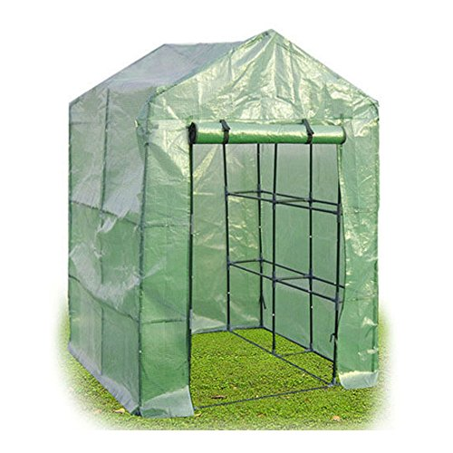 8-Shelves-Greenhouse-Portable-Mini-Walk-In-Outdoor-Green-House-2-Tier-0-6