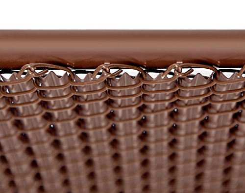 8ft-Brown-Ridged-Slats-for-Chain-Link-Fence-0-1
