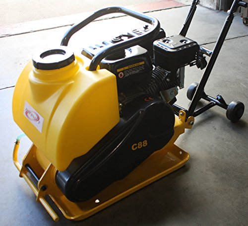 9TRADING-65HP-Gas-Power-HD-Plate-Compactor-Tamper-Rammer-with-Water-Tank-0-0