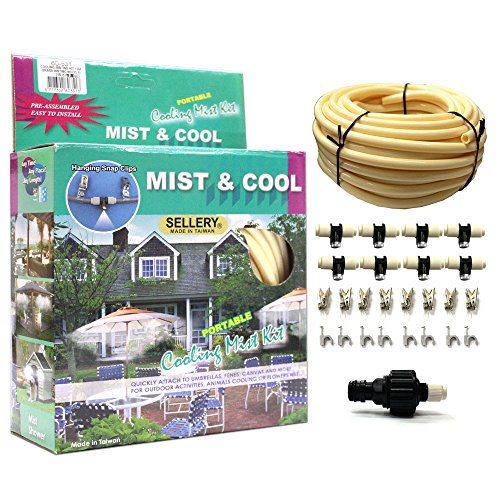 A-portable-cooling-mist-kit-with-15M-hose-and-misting-nozzle-0