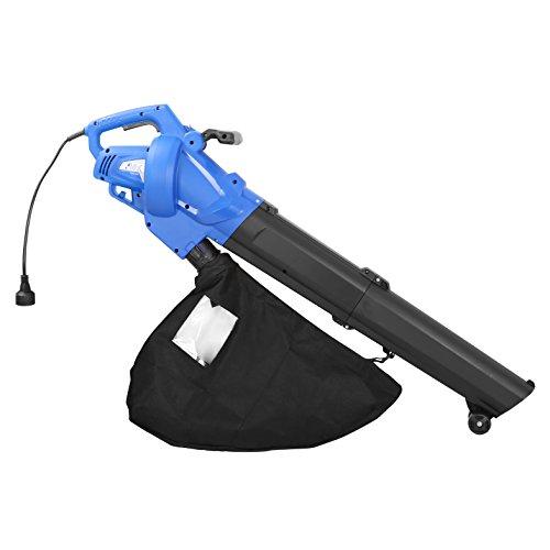 AAVIX-AGT309-12-Amp-All-in-One-BlowerMulcherVacuum-6-Speeds-Electric-Blower-Blue-0-0
