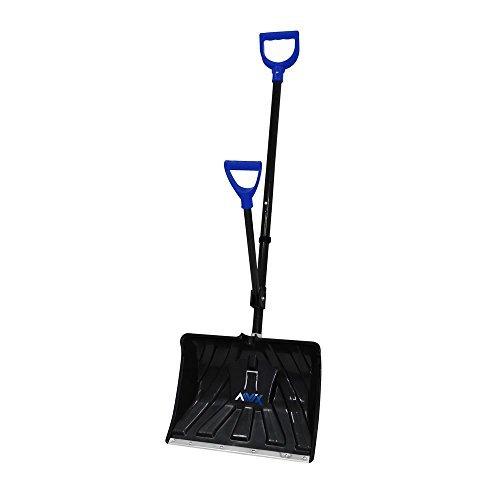 AAVIX-AGT312-Snow-PusherShovel-Ice-Breaker-with-Two-Ergonomic-Handles-18-Black-0