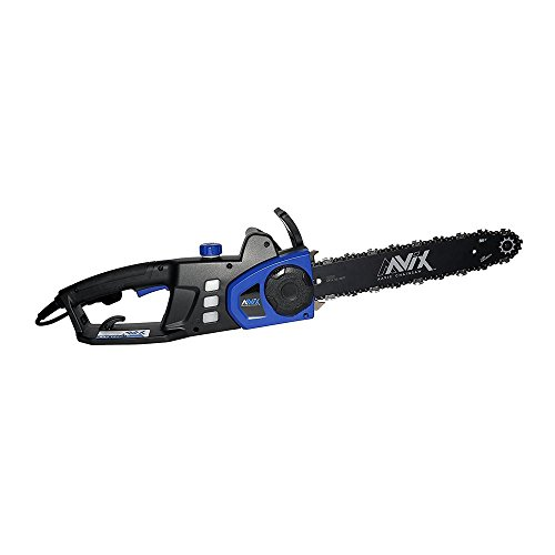 AAVIX-AGT316-9Amp-Electric-Chainsaw-with-SDS-Tool-Less-Tension-System-14-Blue-0