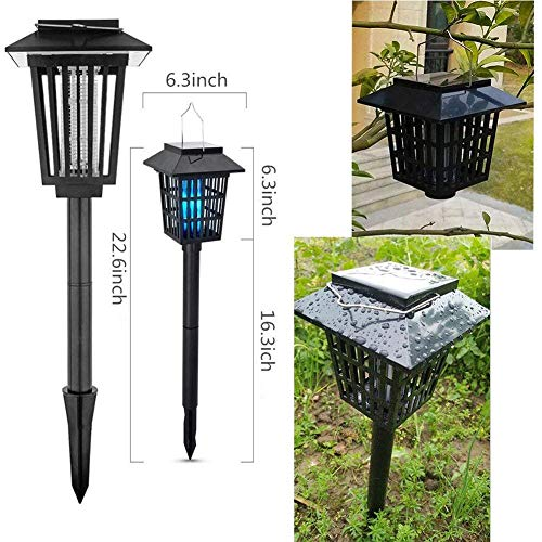 ADan-Bug-Zapper-Solar-Outdoor-Mosquito-Moth-Insect-Garden-Light-Pest-Killer-Lamp-For-YardPathwayGardenCamping-2PACK-0-0