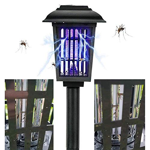 ADan-Bug-Zapper-Solar-Outdoor-Mosquito-Moth-Insect-Garden-Light-Pest-Killer-Lamp-For-YardPathwayGardenCamping-2PACK-0-2