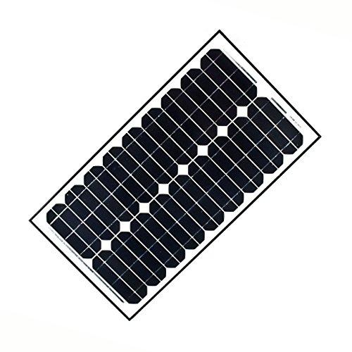 ALEKO-SPU30W12V-30-Watt-12-Volt-Monocrystalline-Solar-Panel-for-Gate-Opener-Pool-Garden-Driveway-0