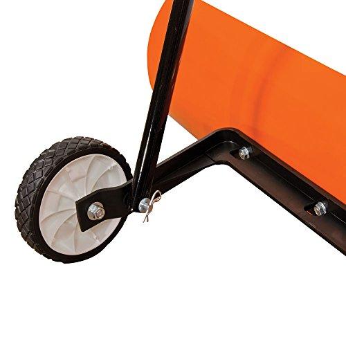 AM-Leonard-Poly-Blade-Wheeled-SnoMover-Snow-Pusher-36-Inches-OrangeBlack-0-1