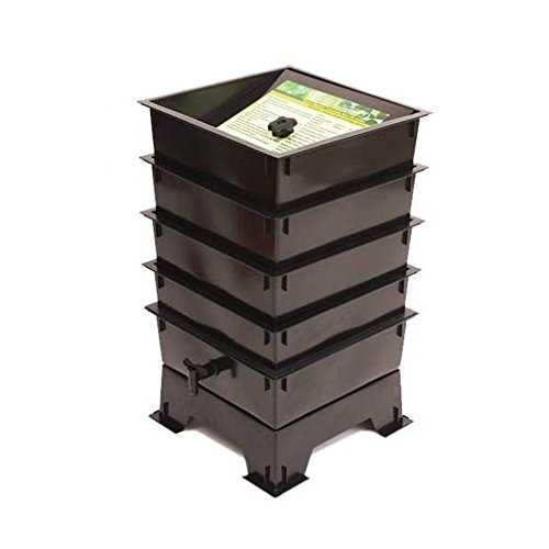 AM-Leonard-The-Worm-Factory-4-Tray-Composter-0