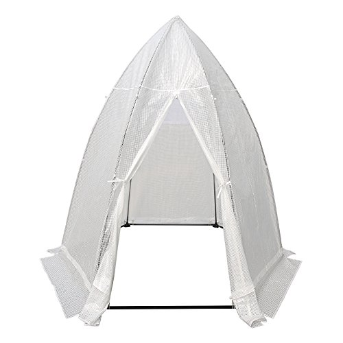 Abba-Patio-Walk-in-Greenhouse-Portable-Lawn-and-Garden-House-with-Window-78D-x-67W-0