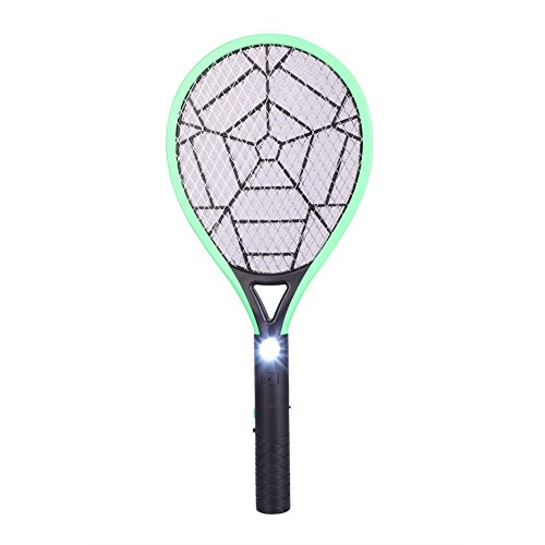 Acogedor-Bug-Zapper-Rechargeable-Electric-Fly-SwatterFly-KillerInsects-KillerMosquito-Zapper-against-FliesBugsBees-and-Other-Pest-0