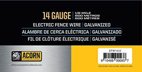 Acorn-International-EFW1712-12-Mile-17-Gauge-Galvanized-Fence-Wire-0-0