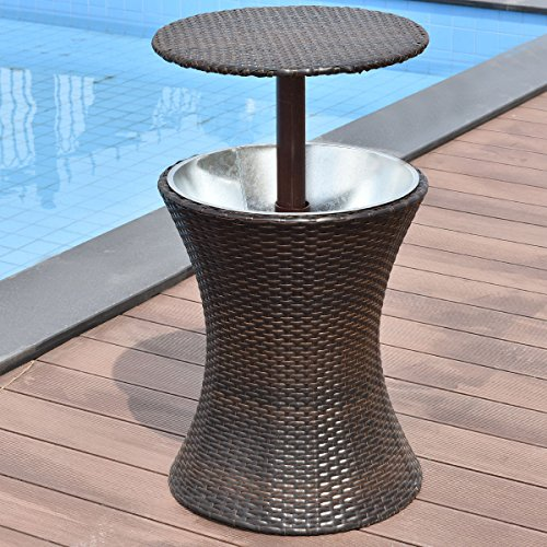 Adjustable-Outdoor-Patio-Rattan-Ice-Cooler-Cool-Bar-Table-Party-Deck-Pool-1PC-FREE-E-Book-0-1