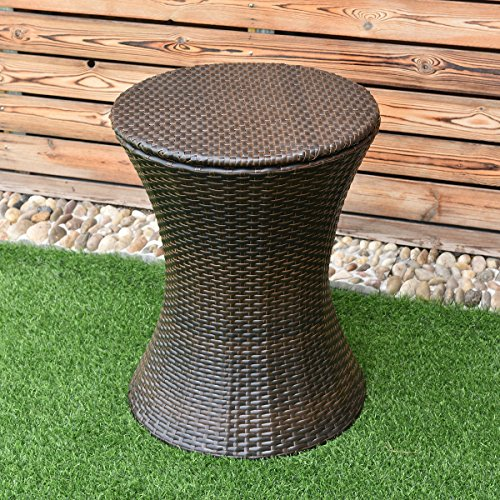 Adjustable-Outdoor-Patio-Rattan-Ice-Cooler-Cool-Bar-Table-Party-Deck-Pool-1PC-FREE-E-Book-0-2