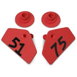 Allflex-Global-Hog-Male-Numbered-Tags-Red-Numbers-51-75-C25699CN-0
