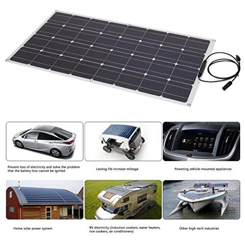 Alter-K-DJ-Monocrystalline-Flexible-Solar-Panel-Outdoor-Solar-Power-Mono-Module-RV-Boat-Cabin-Tent-Car-Trailer-Any-Other-Irregular-Surface-0-0