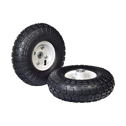 AlveyTech-10-Pneumatic-Tire-Utility-Wheel-Assembly-for-Dollies-Wagons-Carts-Set-of-2-0