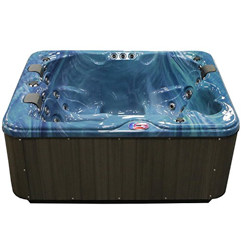 American-Spas-AM-534LP-3-Person-34-Jet-Longer-Spa-with-Bluetooth-Stereo-System-0-0