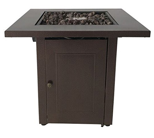 Antique-Hammered-Bronze-Finish-Propane-Fire-Pit-Patio-Heaters-Outdoor-Gas-Table-Best-Massage-0