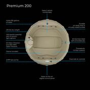 AquaRest-Spas-AR-200-Premium-4-Person-20-Jet-Spa-Cobblestone-0-1