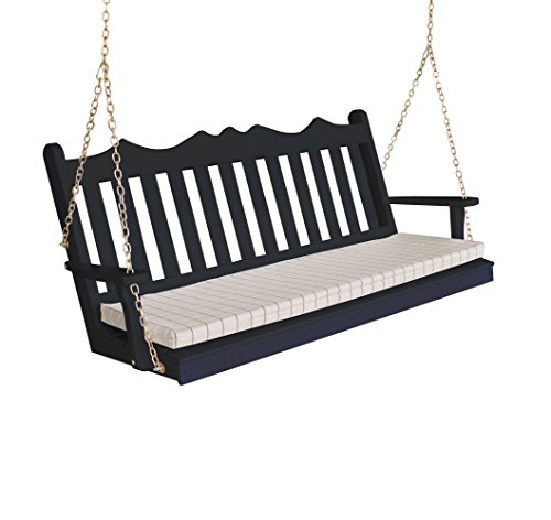 Aspen-Tree-Interiors-Wood-Porch-Swing-Amish-Outdoor-Hanging-Swings-Patio-Wooden-2-Person-Seat-Swinging-Bench-Classic-Front-Porches-Furniture-Outside-Furnishings-5-Foot-English-Garden-0