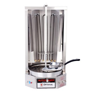 Autodoner-3PE-240V-Optimal-Electric-Vertical-Broiler-for-Gyros-240V-Stainless-Steel-0